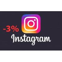 Акция для подписчиков наших Instagram групп