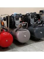 Разноцветные воздушные компрессоры в Пензе.