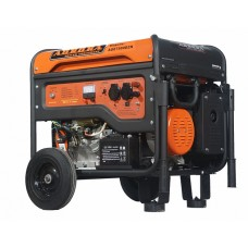 Бензогенератор Aurora AGE 7500 DZN (6,5 кВт эл.ст с блоком а..