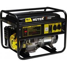 Бензогенератор HUTER DY6500L (5,5 кВт)..