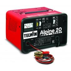 Зарядное устройство TELWIN ALPINE 20 boost 12/24В