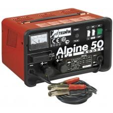Зарядное устройство TELWIN ALPINE 50 boost, 12/24В