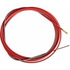 Канал направляющий стальной 3,5 м красный (1,0-1,2мм) IIC0560
