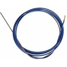 Канал направляющий стальной 4,4 м голубой (0,8-1,0 мм)..