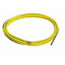 Канал направляющий стальной 4,5 м желтый (1,2-1,6мм) IIC0590