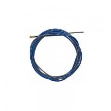 Канал направляющий стальной 5,5 м синий (0,6-0,9мм) IIC0507