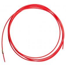 Канал направляющий тефлоновый 5,5 м красный (1,0-1,2мм) IIC0167