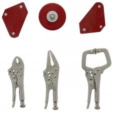 Комплект приспособлений для монтажно-сварочных работ 6 MULTI SP 1005