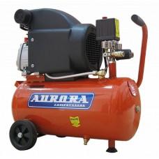 Компрессор Aurora AIR-25 (24л, 206л\мин, 1,5кВт, 220В)..