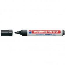 Маркер черный для промышленной графити 2-5 мм