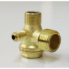 Обратный клапан для компрессоров Aurora AIR 43, GALE 50 (1/2..