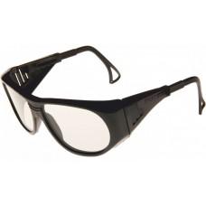 Очки защитные О2 SPECTRUM стекло, прозрачные, регулируемые..