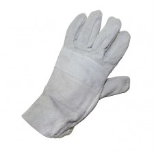 Перчатки спилковые М1
