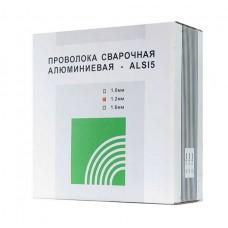 Сварочная проволока алюминиевая  AlSi5 d 0.8 мм 0.5кг D100