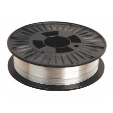 Сварочная проволока алюминиевая Mig 4043 AlSi d 1.0 мм 0.5кг D100