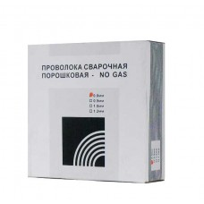 Сварочная проволока порошковая MMS NO GAS d. 0.8мм 5кг D200..