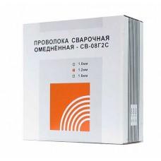 Сварочная проволока Св-08Г2С-О d 1,0 мм 5кг..
