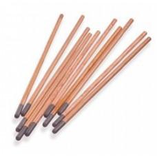 Электроды угольные (омедненные) д.9.5 мм...