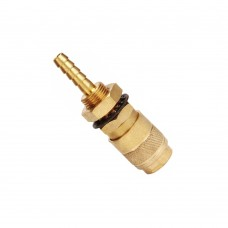 Быстросьем соединитель (TIG вода) D 6 мм