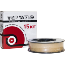 Сварочная проволока TOP WELD ER70S-6 д.0.8 мм (5 кг)