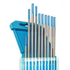 Электрод вольфрамовый WL20 d.2,4x175mm, синий..