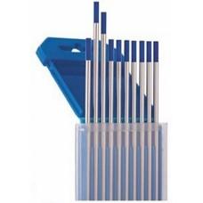Электрод вольфрамовый WY-20 d.2,4x175mm, темно-синий..