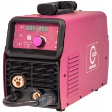 Сварочный инверторный полуавтомат WEGA 200 miniMIG (MIG-MAG)..
