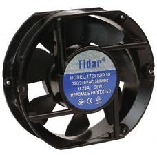 Вентилятор 220В размер 172*150*51 мм..