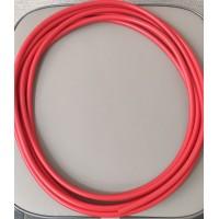 Шланг водяного охлаждения 501 D красный 5м 5*8