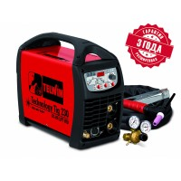 Сварочный аппарат аргонодуговой сварки TELWIN Technology Tig 230