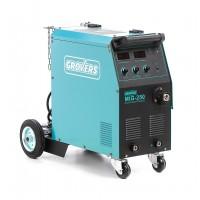 Cварочный полуавтомат Grovers MIG-250 4R  мig/мма