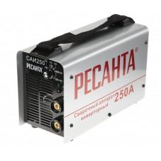 Сварочный аппарат - инвертор САИ 250 в кейсе Ресанта..