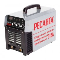 Сварочный аппарат - инвертор САИ 315 3ф Ресанта