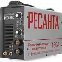 Сварочный аппарат инверторный САИ-180-АД (аргонодуговой) Ресанта