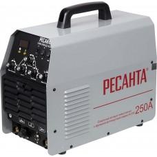 Сварочный аппарат инверторный САИ-250АД AC/DC Ресанта..
