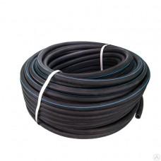 Рукав кислородный 12 мм черный с синей полосой