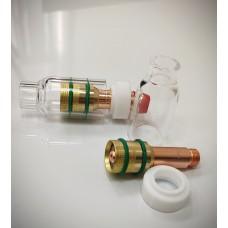 Держатель цанги с газовой линзой GasLens d.2.4 (TIG17-18-26)..