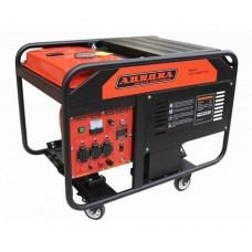 Бензогенератор Aurora AGE 12500 DSX (380 В - 10,5 кВт, 220 В - 3,5 кВт, эл.ст.220В, счетчик)