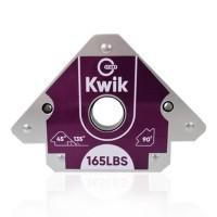 Магнитный фиксатор 165 LBS kwik (75 кг)
