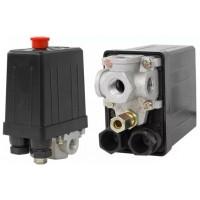 Прессостат четырехходовой для компрессора ЕСО AES-414P