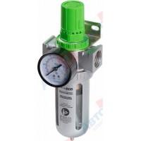 Фильтр воздушный ECO с регулятором давления (1/2)  AU-01-12
