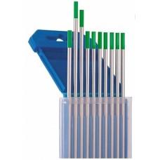 Электрод вольфрамовый WР-8 d.2,4x175mm, зеленый