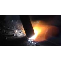 Как правильно выставить сварочный ток на аппарате ручной дуговой сварки?